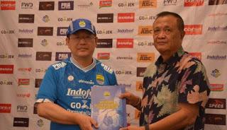 Persib Bandung Kerja Sama dengan Klub Vondsu FC Jepang