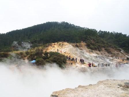 perjalanan wisata ke dieng wonosobo