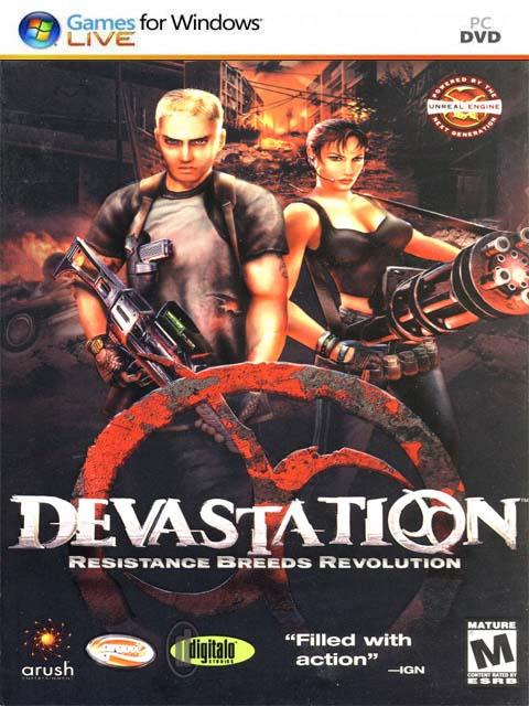 تحميل لعبة Devastation