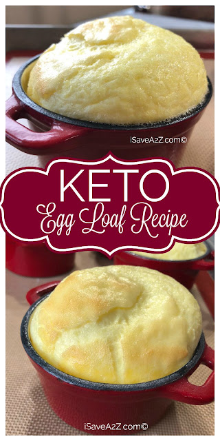 Keto Egg Loaf Recipe (Better Than French Toast!) Recipes