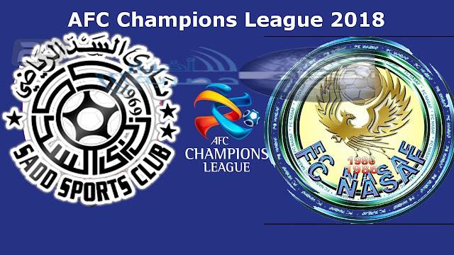نتيجة مباراة ناساف كارشي والسد القطري اليوم الإثنين 5-3-2018 فوز ناساف كارشي بهدف دون رد