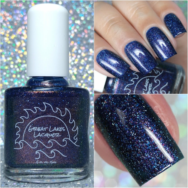 Great Lakes Lacquer - Half As Well As You Deserve