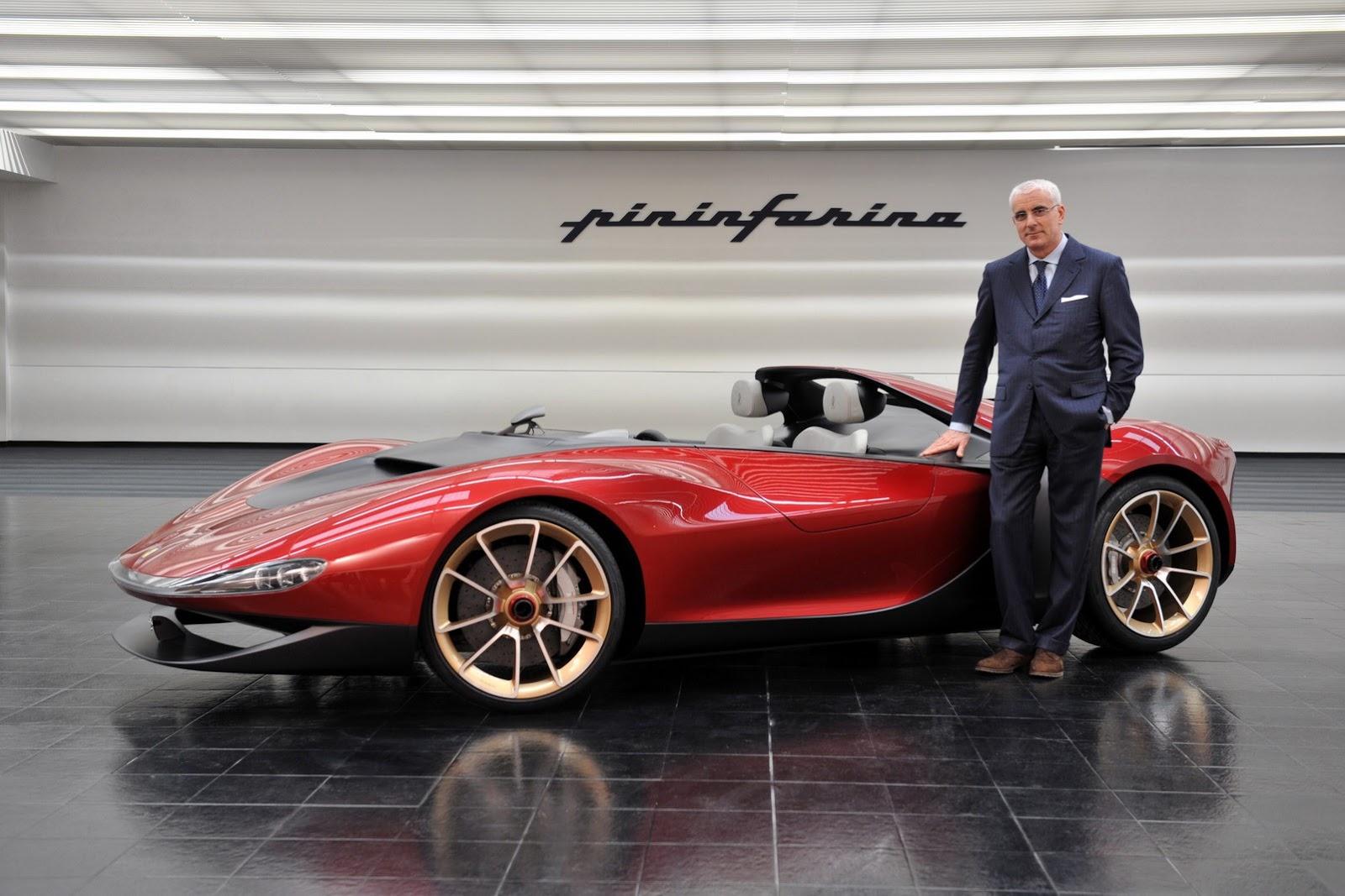 Mahindra Plans Pininfarina-Designed Premium Automobile ...