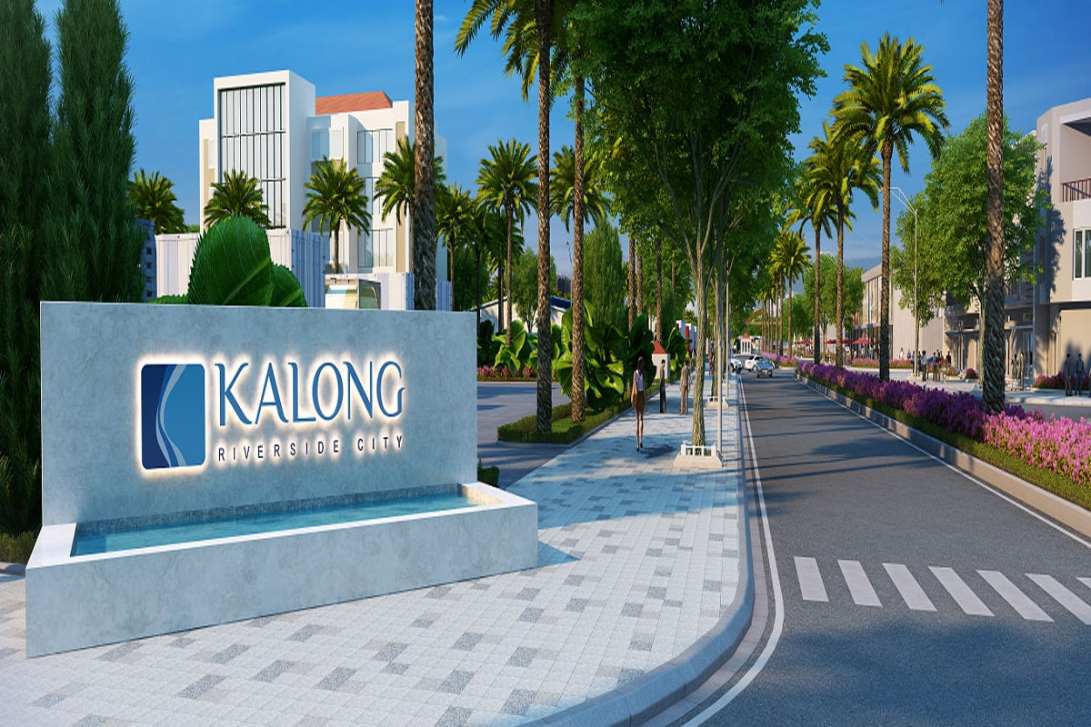 Dự án KaLong Riverside City