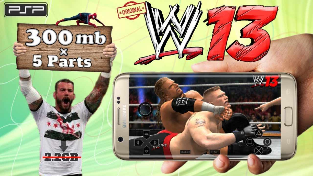 wwe 2k19 game free download for android