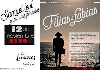 Concierto de Samuel Levi en Argentina
