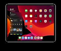Aggiornamento software iPadOS 13.4 per iPad