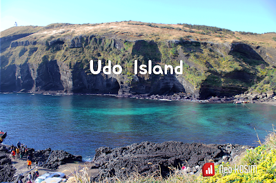The reason why must go to the Jeju Island?  Udo Island is right in there!