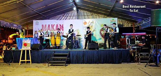 2nd Sandakan Food Festival 2019 - Live band Music KPop