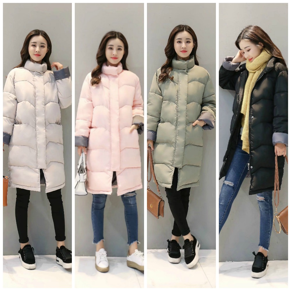 JAKET BULU - DOWN COAT IMPORT KOREA STYLE - JAKET BIG SIZE