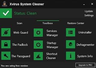 Xvirus Personal Cleaner 3.0  Sundeep Maan