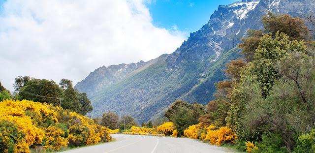 Circuito Chico em Bariloche na Argentina