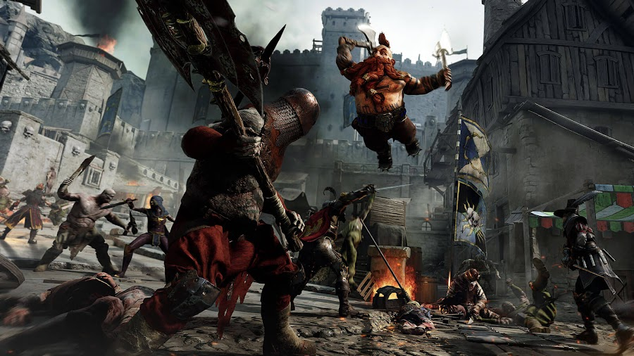 warhammer vermintide 2 ps4 co op