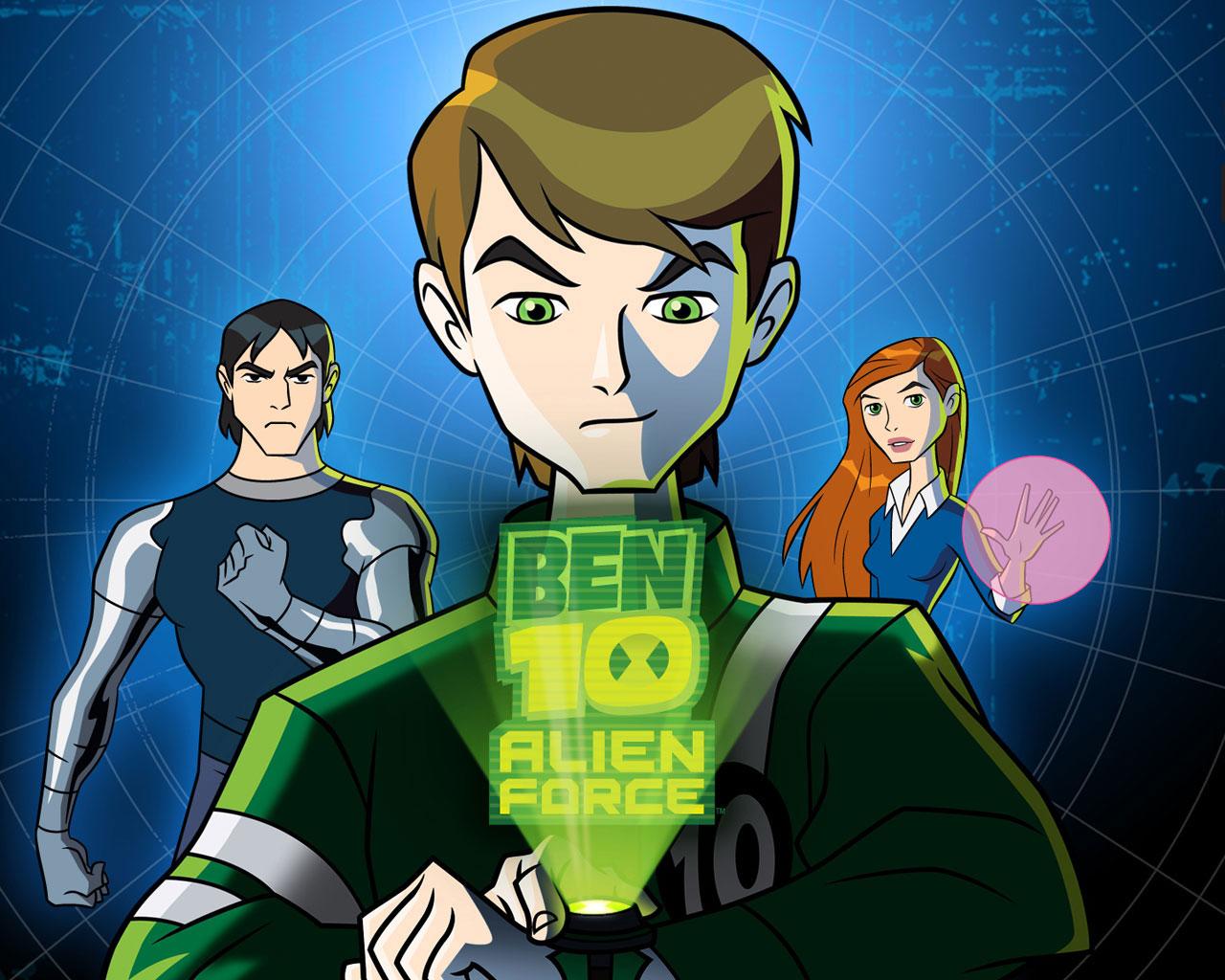 Ben 10 fuerza alienígena