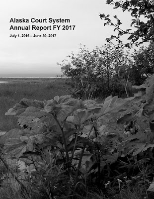 Alaska Court System Annual Report FY 2017