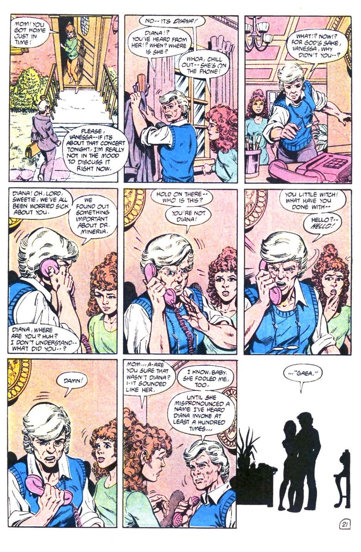 Read online Wonder Woman (1987) comic -  Issue #32 - 22