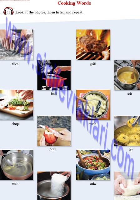 8. Sınıf Tutku Yayınları İngilizce Ders Kitabı Cevapları Sayfa 30
