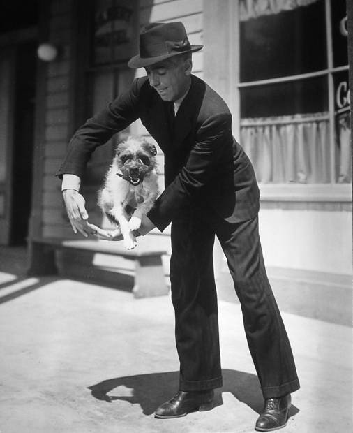 Classic Movie Stars With Their Pets Vintage Everyday