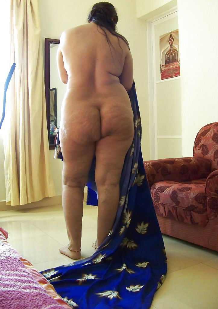 Sexy aunty big ass