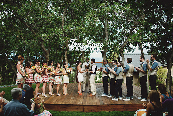 Life Of A Vintage Lover True Love Is Deal Laid Back Colorado Wedding Ceremony Ideas