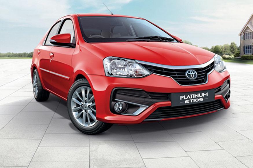 Toyota Platinum Etios Luxury Cars India Stylish By Nature By