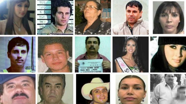 Asi es el Árbol genealógico de El Chapo Guzmán, el Narco más poderoso del mundo