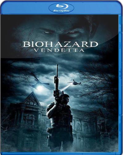 Resident Evil: Vendetta [2016] [BD25] [Latino – Castellano]