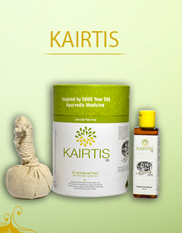 Kairtis - Joint Pain Relief Oil