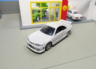 Tomica Nissan Skyline GT-R