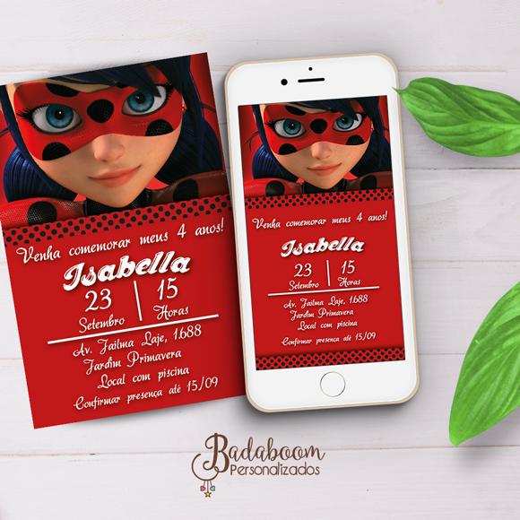 Ladybug, Miraculous, kit, arte, digitl, kit, festa, infantil, whatsapp, impressão, imprimir
