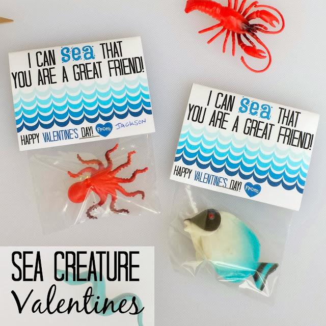Sea Valentines