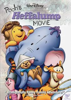 Pooh s Heffalump Movie (2005) เพื่อนที่เป็นช้างน้อยของ Roo ทุกคนจะจับเพราะคิดว่าเป็นสัตว์ประหลาด เป็นภัยต่อสัตว์ในป่าร้อยเอเคอร์