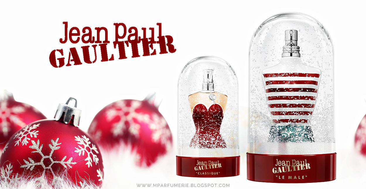 8d351716cf Jean Paul Gaultier preparou um edição limitada e toda especial para o  natal  confira