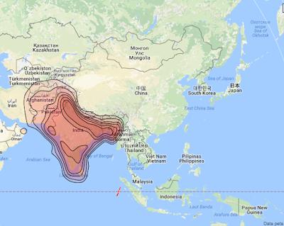 Satelit SES 8 95.0°E KUBand