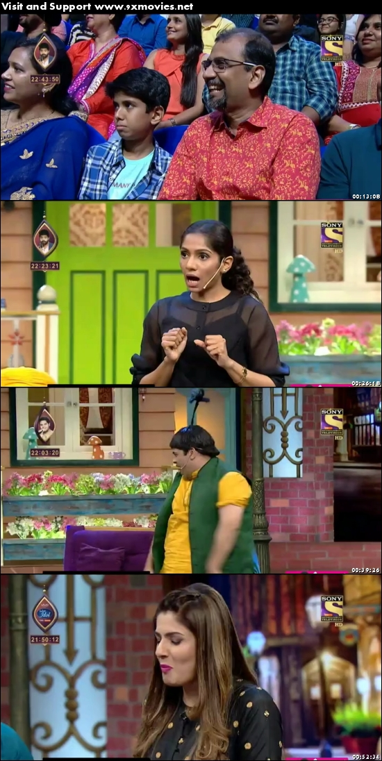 The Kapil Sharma Show 01 April 2017 HDTV 480p