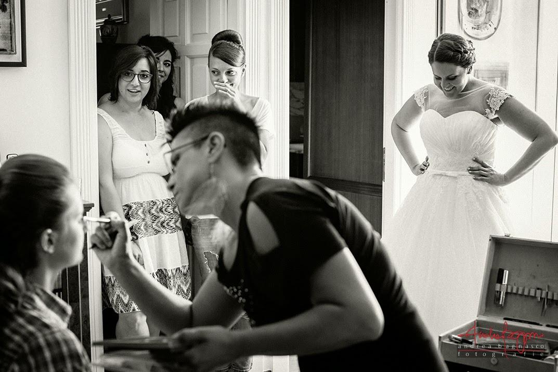 preparazione sposa matrimonio Albisola