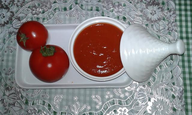 sauce de ketchup