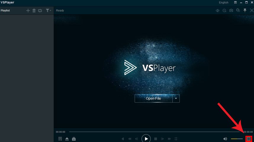 Playing multiple Hikvision videos simultaneously using VSPlayer