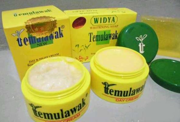 Cream Temulawak Aman Untuk Ibu Menyusui