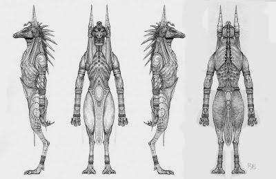 Diseño De Personajes Para Videojuegos Subcutaneo Creative