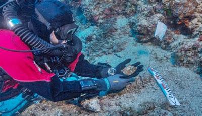 Harta Karun Misterius di Kapal Karam Kuno Antikythera