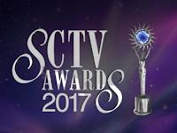 Inilah Daftar Lengkap Pemenang SCTV Award 2017