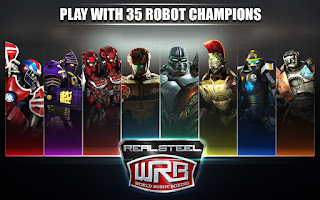 Real Steel World Robot Boxing v32.32.894