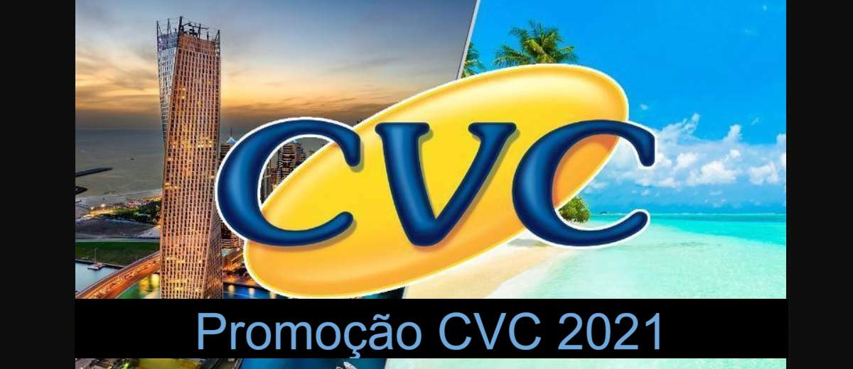 Promoção CVC 2021 Pacotes Viagem, Passagens Aéreas e Cruzeiros
