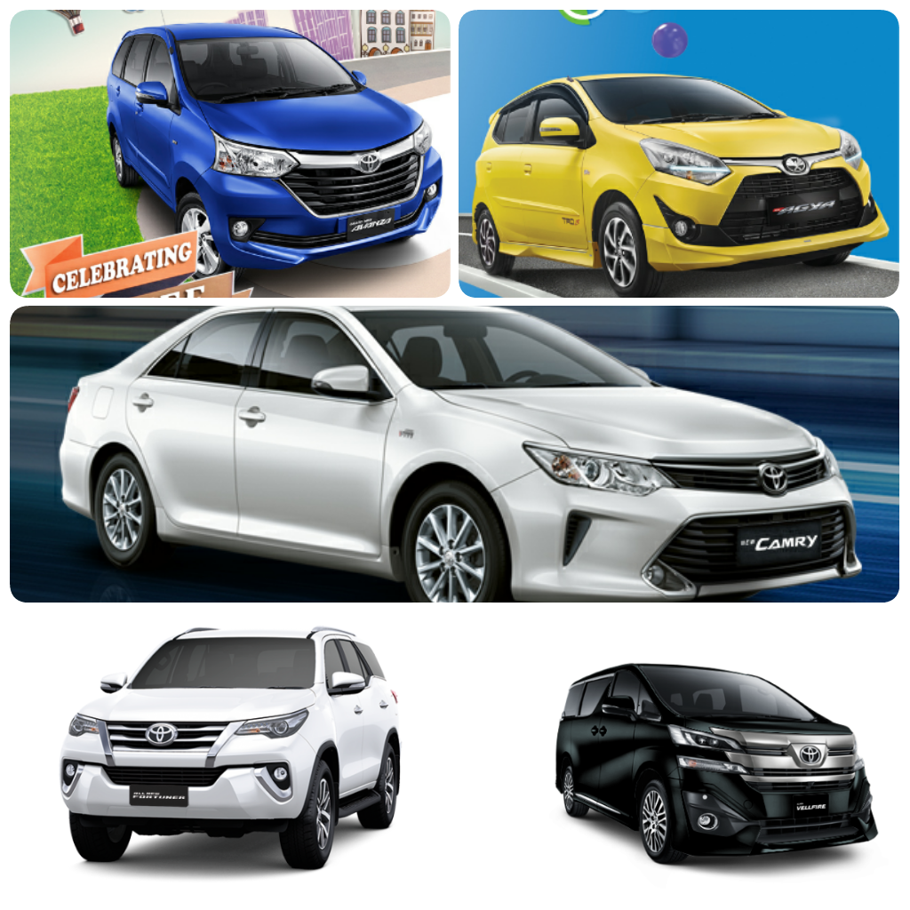 Kekurangan Harga Mobil Toyota Terbaru Perbandingan Harga