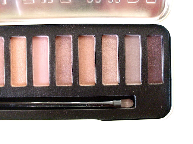 W7 In The Nude Eyeshadow Palette - Naked 3 Dupe