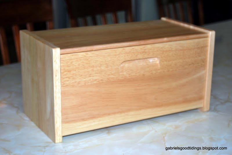 Woodworking diy bread box plans PDF Free Download