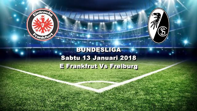Ulasan Sepakbola Bundesliga Eintracht Frankfurt Vs Freiburg 13 Januari 2018