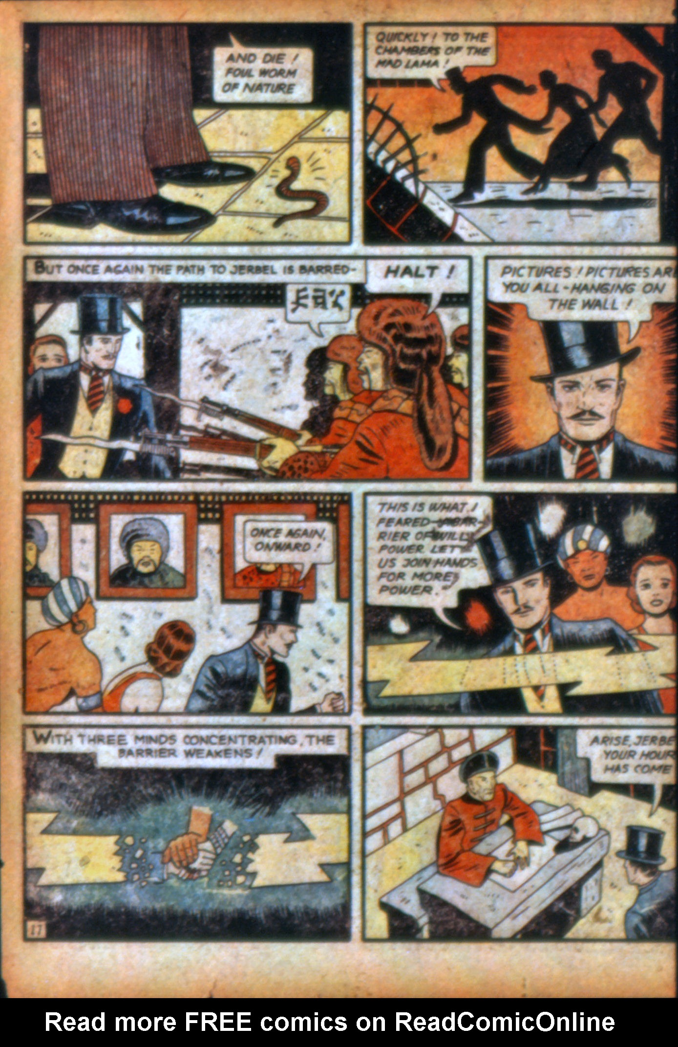 Read online Action Comics (1938) comic -  Issue #9 - 65