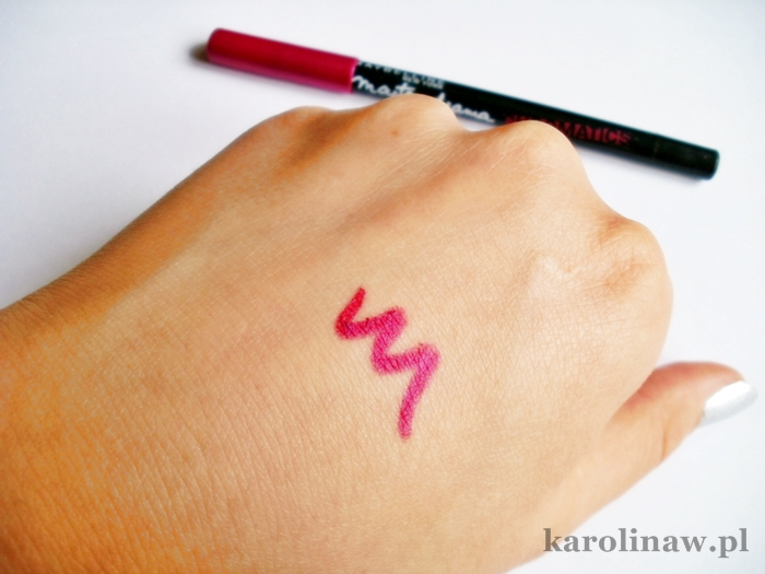 Maybelline Master Drama Chromatic  Mighty Magenta